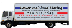 Lower Mainland Moving Truck